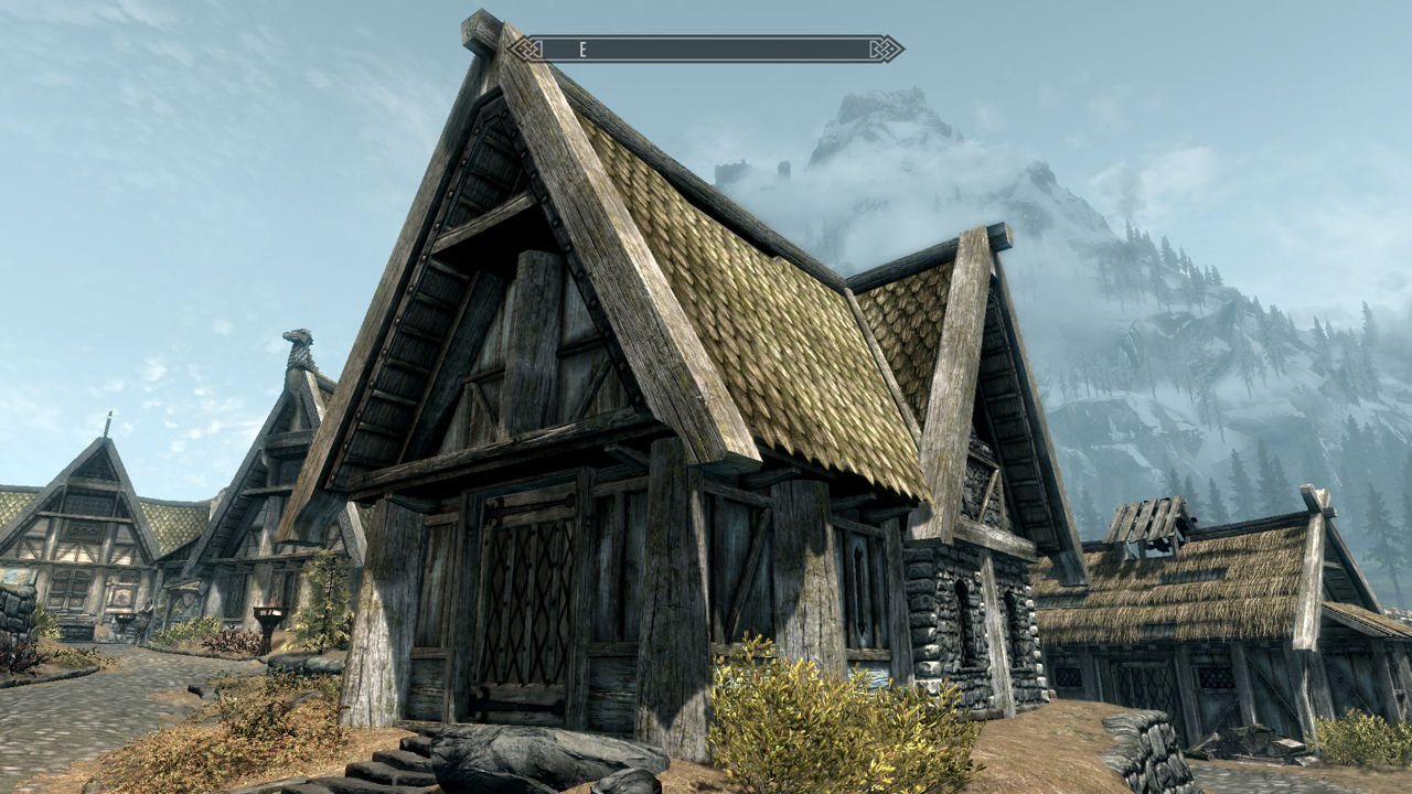 skyrim les maisons. Black Bedroom Furniture Sets. Home Design Ideas
